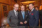 Signa Törggelen - Park Hyatt Hotel - Mi 09.11.2016 - Georg KRAFT-KINZ, Oliver VOIGT, Peter HANKE133
