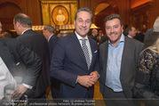 Signa Törggelen - Park Hyatt Hotel - Mi 09.11.2016 - HC Heinz Christian STRACHE, Rene BENKO201