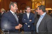 Signa Törggelen - Park Hyatt Hotel - Mi 09.11.2016 - HC Heinz Christian STRACHE, Rene BENKO, Sebastian KURZ208