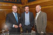 Signa Törggelen - Park Hyatt Hotel - Mi 09.11.2016 - Oliver VOIGT, Helmuth FELLNER, Rene BENKO30