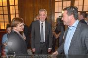 Signa Törggelen - Park Hyatt Hotel - Mi 09.11.2016 - Alexander VAN DER BELLEN, Doris SCHMIDAUER, Rene BENKO72