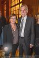 Signa Törggelen - Park Hyatt Hotel - Mi 09.11.2016 - Alexander VAN DER BELLEN mit Ehefrau Doris SCHMIDAUER79