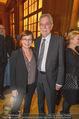Signa Törggelen - Park Hyatt Hotel - Mi 09.11.2016 - Alexander VAN DER BELLEN mit Ehefrau Doris SCHMIDAUER80