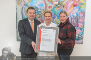 Zertifikat Überreichung - Ordination Wegrostek - Do 01.12.2016 - Eva WEGROSTEK, Andrea KDOLSKY, Klaus MLEKUS11