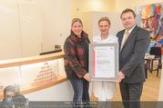 Zertifikat Überreichung - Ordination Wegrostek - Do 01.12.2016 - Eva WEGROSTEK, Andrea KDOLSKY, Klaus MLEKUS13