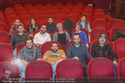 Kinopremiere Soko Danub - Metrokino - Fr 02.12.2016 - 12