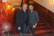 Kinopremiere Soko Danub - Metrokino - Fr 02.12.2016 - Stefan J�RGENDS mit Synchronsprecher Khaled16
