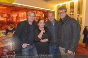 Kinopremiere Soko Danub - Metrokino - Fr 02.12.2016 - Dietrich SIEGL, Maria HAPPEL, Stefan J�RGENS, Heinrich AMBROSCH19
