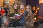Nicole Adler Buchpräsentation - Club X Wollzeile 19 - Di 06.12.2016 - Nicole ADLER, Atil KUTOGLU, Camilla HABSBURG20