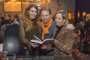 Nicole Adler Buchpräsentation - Club X Wollzeile 19 - Di 06.12.2016 - Nicole ADLER, Atil KUTOGLU, Camilla HABSBURG21