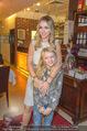 Cathy Lugner Geburtstagsfeier - Restaurant Angelo - Sa 10.12.2016 - Cathy LUGNER mit Tochter Leonie21