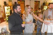 Cathy Lugner Geburtstagsfeier - Restaurant Angelo - Sa 10.12.2016 - 41