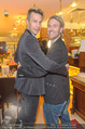 Cathy Lugner Geburtstagsfeier - Restaurant Angelo - Sa 10.12.2016 - Florian WESS, Robin BADE42