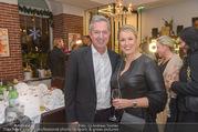 Cathy Lugner Geburtstagsfeier - Restaurant Angelo - Sa 10.12.2016 - Michael KR�GER, Renate KR�GER-FISCHER47
