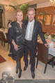 Cathy Lugner Geburtstagsfeier - Restaurant Angelo - Sa 10.12.2016 - Michael KR�GER, Renate KR�GER-FISCHER50