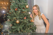 Cathy Lugner Geburtstagsfeier - Restaurant Angelo - Sa 10.12.2016 - Cathy LUGNER mit Weihnachtsbaum, Christbaum51