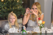 Cathy Lugner Geburtstagsfeier - Restaurant Angelo - Sa 10.12.2016 - Cathy LUGNER mit Tochter Leonie52