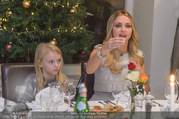 Cathy Lugner Geburtstagsfeier - Restaurant Angelo - Sa 10.12.2016 - Cathy LUGNER mit Tochter Leonie53