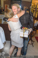 Cathy Lugner Geburtstagsfeier - Restaurant Angelo - Sa 10.12.2016 - Cathy LUGNER, Robin BADE8