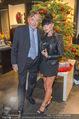 Richard Lugner bei Modenschau - Miss Moda Lugner City - Sa 10.12.2016 - Richard LUGNER, Lusy SKAYA4