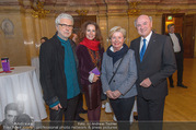 Andre Hellers Menschenkinder - Palais Niederösterreich - Di 13.12.2016 - Andre HELLER, Albina BAUER, Erwin und Sissy PR�LL1