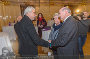 Andre Hellers Menschenkinder - Palais Niederösterreich - Di 13.12.2016 - Andre HELLER, Albina BAUER, Erwin und Sissy PR�LL11