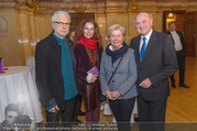 Andre Hellers Menschenkinder - Palais Niederösterreich - Di 13.12.2016 - Andre HELLER, Albina BAUER, Erwin und Sissy PR�LL12