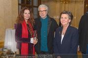 Andre Hellers Menschenkinder - Palais Niederösterreich - Di 13.12.2016 - Andre HELLER, Albina BAUER, Helga RABL-STADLER2