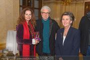 Andre Hellers Menschenkinder - Palais Niederösterreich - Di 13.12.2016 - Andre HELLER, Albina BAUER, Helga RABL-STADLER3