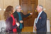 Andre Hellers Menschenkinder - Palais Niederösterreich - Di 13.12.2016 - Andre HELLER, Albina BAUER, Karlheinz ESSL7