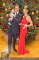 Weihnachtsball für Kinder - Hofburg - Mi 14.12.2016 - Familie Carmen STAMBOLI, Rene Otto KNOR mit Kind Sohn Enzo10