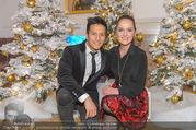 Weihnachtsball für Kinder - Hofburg - Mi 14.12.2016 - Vincent BUENO, Eva POLESCHINSKI13