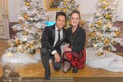 Weihnachtsball für Kinder - Hofburg - Mi 14.12.2016 - Vincent BUENO, Eva POLESCHINSKI14