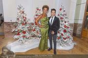 Weihnachtsball für Kinder - Hofburg - Mi 14.12.2016 - Arabella KIESBAUER, Vincent BUENO23