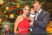 Weihnachtsball für Kinder - Hofburg - Mi 14.12.2016 - Familie Carmen STAMBOLI, Rene Otto KNOR mit Kind Sohn Enzo7