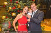 Weihnachtsball für Kinder - Hofburg - Mi 14.12.2016 - Familie Carmen STAMBOLI, Rene Otto KNOR mit Kind Sohn Enzo8