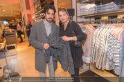 Opening - Brax Store Wien - Mi 14.12.2016 - Stefano BERNARDIN, Susanne MICHEL10
