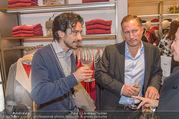 Opening - Brax Store Wien - Mi 14.12.2016 - Stefano BERNARDIN, Benno FÜRMANN24
