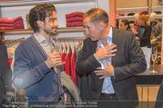 Opening - Brax Store Wien - Mi 14.12.2016 - Stefano BERNARDIN, Benno FÜRMANN25