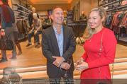 Opening - Brax Store Wien - Mi 14.12.2016 - Ruth MOSCHNER, Benno FÜRMANN27