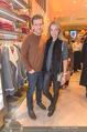 Opening - Brax Store Wien - Mi 14.12.2016 - Liliana KLEIN mit Freund48