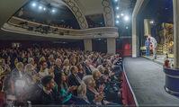 Premiere - Kammerspiele - Do 15.12.2016 - Publikum, Zuschauerraum, G�ste, B�hne neue Kammerspiele3