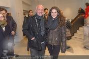 Premiere - Kammerspiele - Do 15.12.2016 - Fritz EGGER mit Tochter Johanna5
