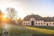 Erwin Pröll 70er Geburtstagsfeier - Stift Göttweig - Sa 17.12.2016 - Location Stift G�ttweig im Sonnenuntergang10