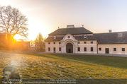 Erwin Pröll 70er Geburtstagsfeier - Stift Göttweig - Sa 17.12.2016 - Location Stift G�ttweig im Sonnenuntergang14