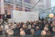 Erwin Pröll 70er Geburtstagsfeier - Stift Göttweig - Sa 17.12.2016 - 30
