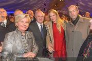 Erwin Pröll 70er Geburtstagsfeier - Stift Göttweig - Sa 17.12.2016 - Christoph und Eva DICHAND, Erwin und Sissi PR�LL67