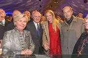 Erwin Pröll 70er Geburtstagsfeier - Stift Göttweig - Sa 17.12.2016 - Christoph und Eva DICHAND, Erwin und Sissi PR�LL68