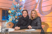 Erwin Pröll 70er Geburtstagsfeier - Stift Göttweig - Sa 17.12.2016 - Ursula Uschi STRAUSS, Barbara ST�CKL7
