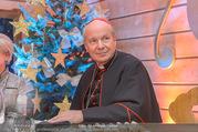 Erwin Pröll 70er Geburtstagsfeier - Stift Göttweig - Sa 17.12.2016 - Kardinal Christoph SCH�NBORN (Portrait)77
